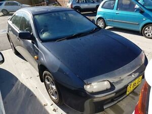 1997 Mazda 323 Astina Blue 5 Speed Manual Hatchback Georgetown Newcastle Area Preview