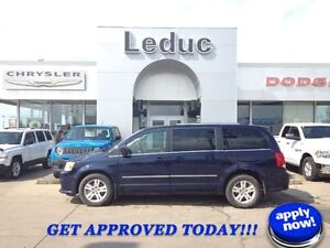 2015 Dodge Grand Caravan Crew with Power driver seat and 2nd Row