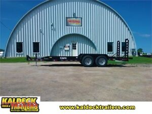 CAM Super Line 7 Ton 18' Equipment Trailer