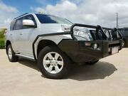 2015 Toyota Landcruiser Prado GDJ150R GXL Silver 6 Speed Sports Automatic Wagon Garbutt Townsville City Preview