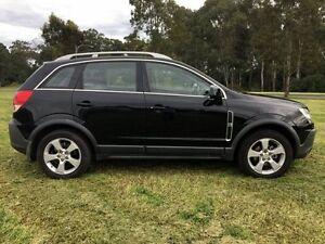 2006 Holden Captiva CG Maxx (4x4) Black 5 Speed Automatic Wagon Lake Illawarra Shellharbour Area Preview