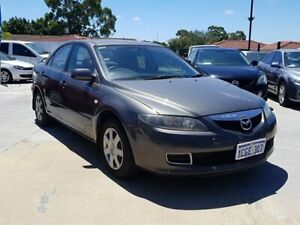 2006 Mazda 6 GG1032 Limited Grey 6 Speed Manual Sedan St James Victoria Park Area Preview