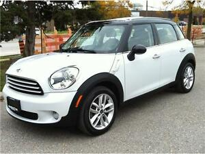 2012 MINI COOPER COUNTRYMAN |PANORAMIC|1 OWNER|NO ACCIDENT|PHONE