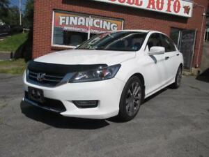 2013 Honda Accord Sport, Automatic, Easy Finance!! Apply Now!!