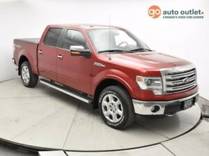 2014 Ford F-150 Lariat 4x4 SuperCrew Cab 5.5 ft. box 145 in. WB