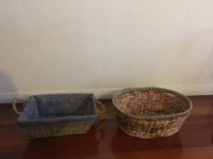 2 x Hamper Gift Baskets - Like New Riverwood Canterbury Area Preview