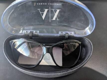 3dfb620679a Armani Exchange Ladies Sunglasses