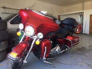 2012 Harley Davidson Ultra Classic - low miles!