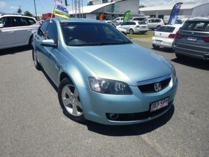2007 Holden Calais VE Blue 5 Speed Automatic Sedan Bungalow Cairns City Preview