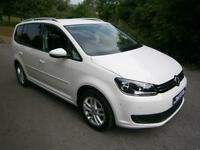 Volkswagen Touran 1.6TDI ( 105ps ) 2012MY SE
