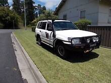 2002 Toyota LandCruiser Wagon Lithgow Lithgow Area Preview