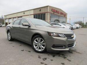 2017 Chevrolet Impala 1LT, ALLOYS, LOADED, 22K!