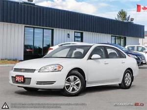 2012 Chevrolet Impala LS,ALLOYS,POWER DRIVERS SEAT