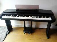 Yamaha Clavinova keyboard @ Stand