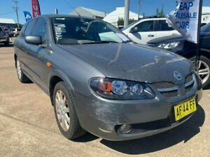 2005 Nissan Pulsar N16 MY2004 Q 5 Speed Manual Sedan Wickham Newcastle Area Preview