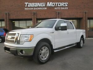 2010 Ford F-150 Lariat Supercrew 6.5-Ft. Leather, heated & coole