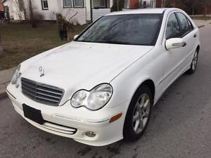 2005 Mercedes Benz C240 4MATIC, No Accdnt 1 Ownr, CERTIFIED,