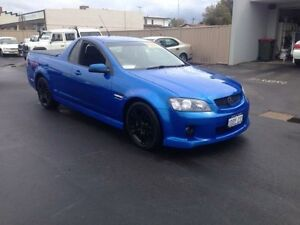 2009 Holden Commodore SV6 Blue Automatic Utility Bunbury Bunbury Area Preview