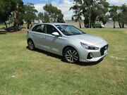 2017 Hyundai i30 PD MY18 Active Silver 6 Speed Sports Automatic Hatchback Invermay Launceston Area Preview