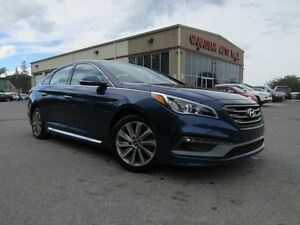 2016 Hyundai Sonata SPORT TECH, NAV, ROOF, LEATHER, 52K!