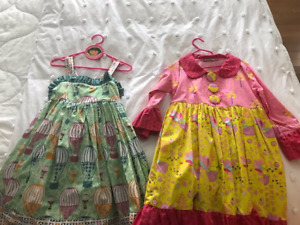 Jelly the Pug Dresses Size 7