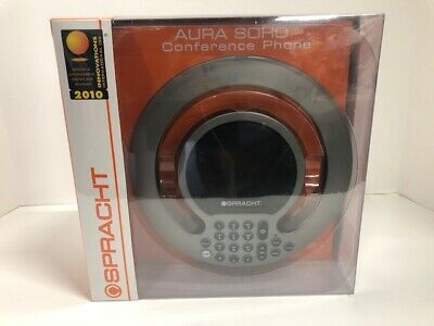 Spracht Aura Soho Conference Phone Cp-2016 - New Sealed
