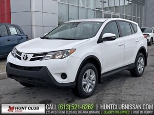 2015 Toyota RAV4 LE | Bluetooth, Cruise