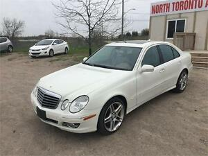 2008 MERCEDES-BENZ E-CLASS 3.5L - LEATHER - HEATED SEATS - AWD