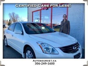 2012 Nissan Altima 2.5 | NEW BRAKES | SUNROOF | WARRANTY