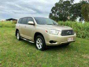 2007 Toyota Kluger  KX-R (FWD) 7 Seat  Automatic Wagon Yeerongpilly Brisbane South West Preview