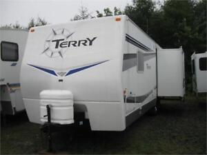 Great Condition! Terry 250RLS w/Slide. Trades.Financing.Warranty