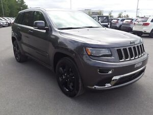 2016 Jeep Grand Cherokee Overland High Altitude GRANITE 4X4 DIES