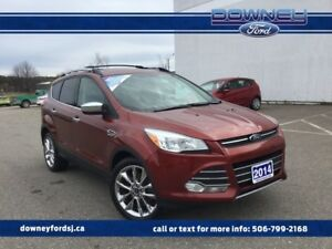 2014 Ford Escape 201A 2.0L Dual Temp Backup Cam Pwr Seat