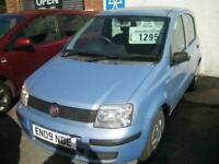 2009 Fiat Panda 1.1 Active ECO 5dr HATCHBACK Petrol Manual