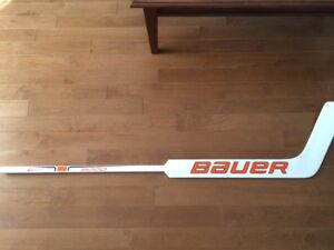 Bauer Reactor 9000 Sr Pro Custom Goalie Stick