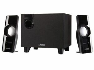 MINT Nexxtech 2.1 Channel PC Speaker System