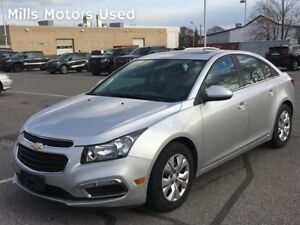 2015 Chevrolet Cruze LT Bluetooth Backup Cam Pioneer Sound Syste