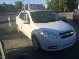 2009 Chevrolet Aveo LS SPECIAL 2495$