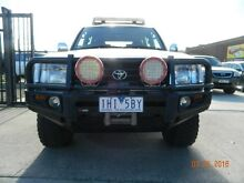 2000 Toyota Landcruiser HZJ105R GXL (4x4) 5 Speed Manual 4x4 Wagon Williamstown North Hobsons Bay Area Preview