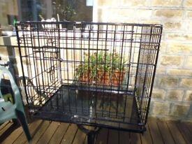 Medium sized Cat/dog cage