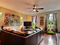 Triplex -  Un logement vacant pour occupation immédiate