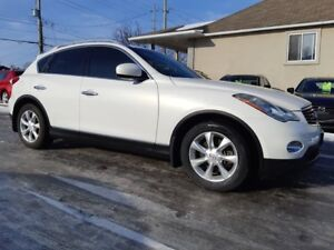 2010 Infiniti EX35 AWD, BACKUP CAMERA, BLUETOOTN, POWER GROUP, 1