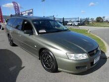 2005 Holden Commodore VZ Executive Grabber Green 4 Speed Automatic Wagon Wangara Wanneroo Area Preview