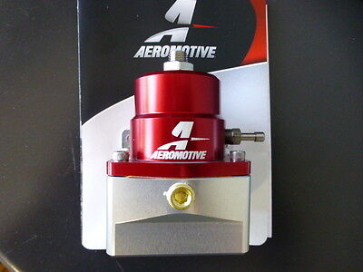 Aeromotive 13109 Fuel Pressure Regulator EFI Bypass 45-75 PSI Adjustable - 6 AN