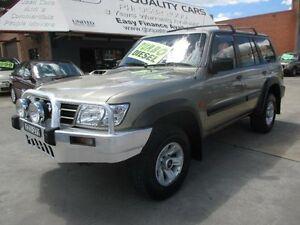 2003 Nissan Patrol GU III ST (4x4) Low Kms !! Turbo Diesel !! 5 Speed Manual Wagon Granville Parramatta Area Preview