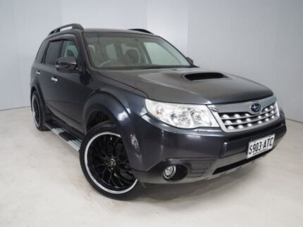 2012 Subaru Forester S4 MY13 XT Lineartronic AWD Grey 8 Speed Constant Variable Wagon Mount Gambier Grant Area Preview