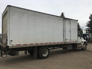 2014 International 4300 4x2, Used Dry Van Regina Regina Area image 5
