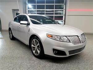 2010 Lincoln MKS AWD TOIT PANORAMIQUE GPS CAMERA DE RECUL