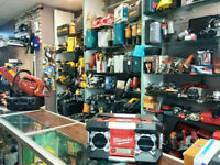 Buy & Sell Your Tools at Our London Pawnshop