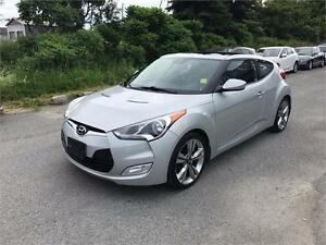 2012 Hyundai Veloster Tech, Safety & ETEST for ON or QC INCL.